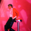 George Dubose - Michael Jackson - chromogenic photo print